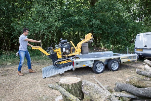 Henra machine transporter 3490mm x 1800mm htg 3500kg, prijs €4369,85 ex btw