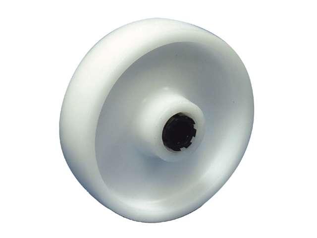 34 Zwenkwiel, diameter 125x37mm, plaatbevestiging