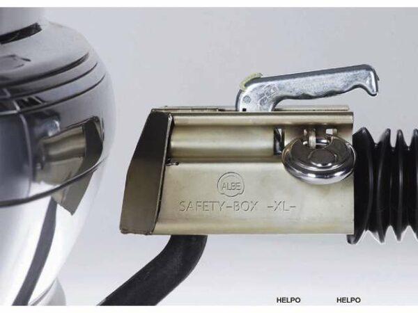 Anti-diefstal Safety Box - XL + ringslot R70