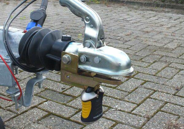 Anti-diefstal Double Lock Fixed Lock Knott-Albe-WW diameter 45/50mm gekeurd SCM