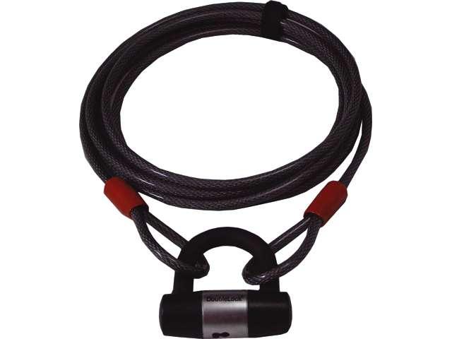 Anti-diefstal staalkabelslot Cablelock Doublelock