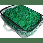Aanhangwagennet groen 2800 x 1600 mm pp 35 mm mazen,