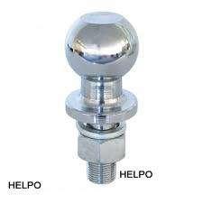Koppelkogel met moer diameter 50 mm, 7/8 inch 14G 1600 kg L=67MM