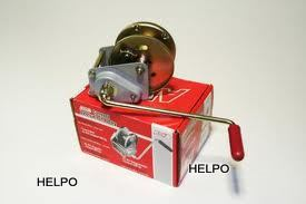Handlier Alko 450 compact - veiligheidslier 450 kg, geremd met vaste slinger