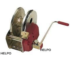Handlier Alko 1201A plus , veilligheidslier 1150 kg geremd met afneembare slinger
