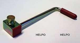 Handlier slinger los afneembaar voor Alko lier, voor type 901 + 1201 A