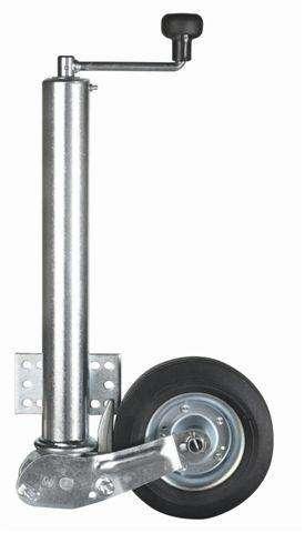 Neuswiel 200 x 60 rond 60 mm, WW extra kwaliteit ,automatisch inklapbaar, multi gaten bevestigings plaat