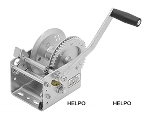 Handlier Fulton T3205 - 1450 kg two speed met handrem