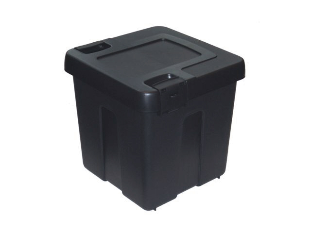 Gereedschapskist kunststof boven en onderbouw ALKO 350x350x350mm. Mini Box
