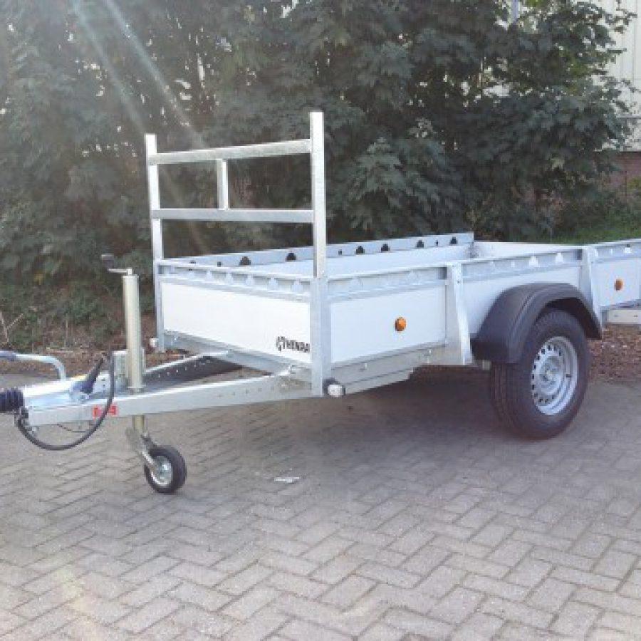 Henra bakwagen 2510x1300mm htg 1350kg, prijs € 1700,00 ex btw