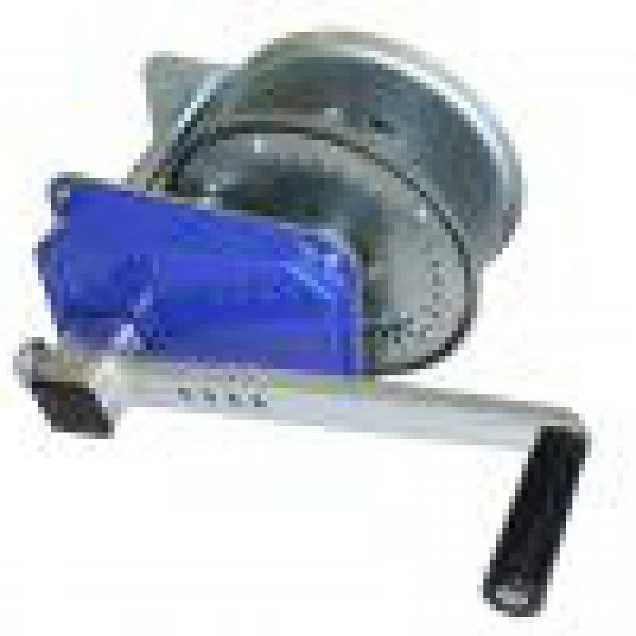 Handlier Knott - Nieper 950 kg - A - Blauw metalen kap