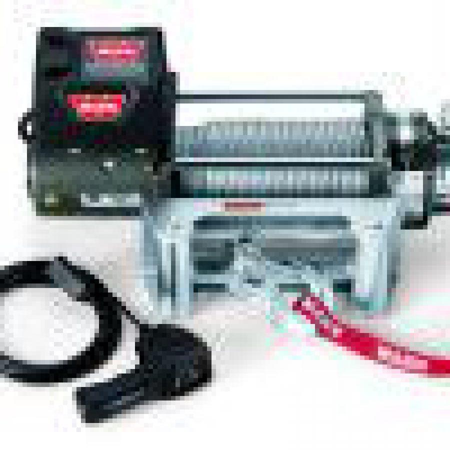 Electrische lier Warn type CE-M-6000 12 volt-CE